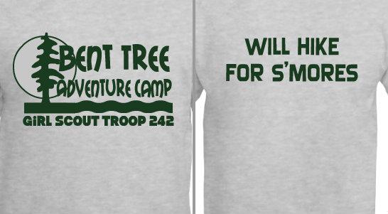 Bent Tree Adventure Camp Design Idea