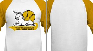Baseball Team Jersey Design Idea