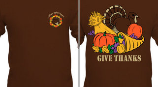 Turkey Supper Design Idea