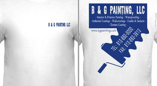 Painters Company T-Shirt Design Idea