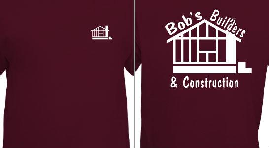 Construction Company Design Idea