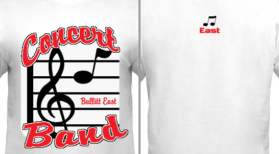 Concert Band Design Idea