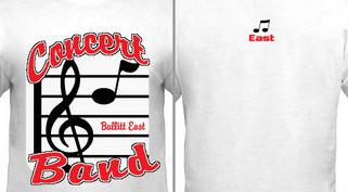 Concert Band Design Idea