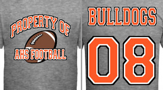Property Of Bulldogs Football