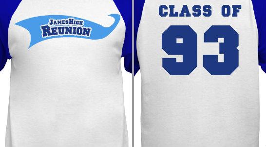 Class Reunion Banner Design Idea