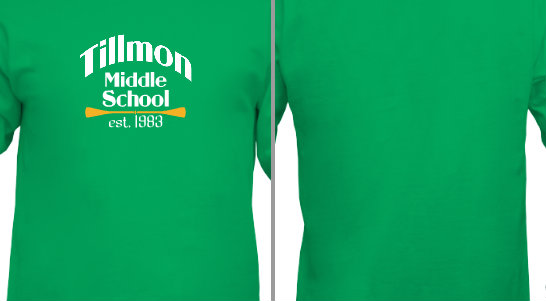 School Spirit Border Design Idea
