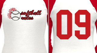 Softball Rules Design Idea