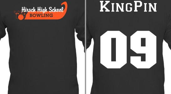 Bowling Banner Design Idea