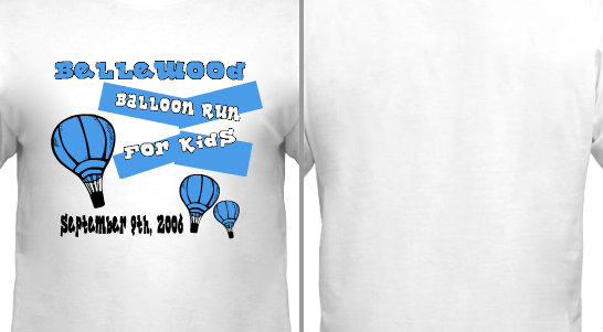 Custom Designs Community Balloon Run