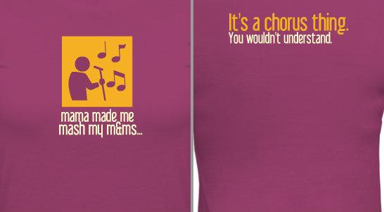 Chorus Graphic Design Idea