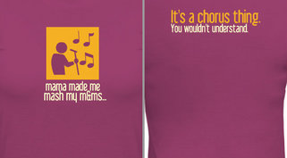 Chorus Graphic Design Idea
