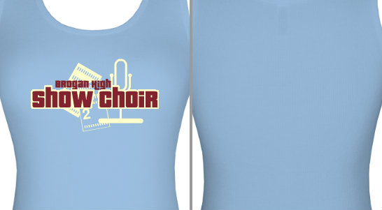 Choir Props Design Idea