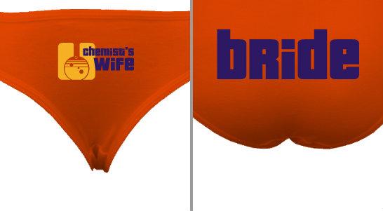 Bachelorette Party Wife Design Idea