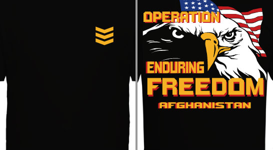 Enduring Freedom Design Idea