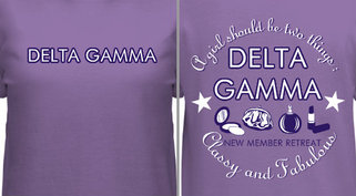 Delta Gamma Sisterhood