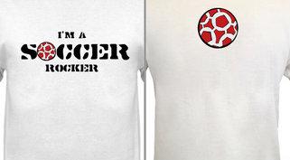 Custom designs Soccer Rocker