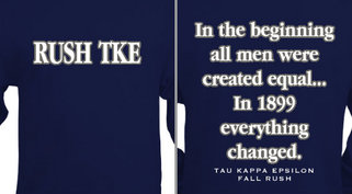 Tau Kappa Epsilon Design Idea