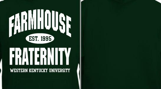 Farmhouse Fraternity Design Idea
