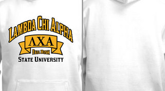 Fall Rush Design Idea