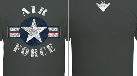 Air Force Design idea