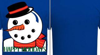 Snowman Design Idea