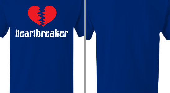 Heartbreaker Design Idea