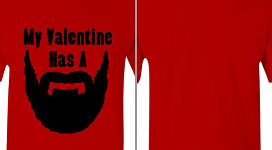 My Valentine Has A Beard