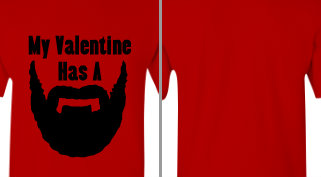 My Valentine Has A Beard