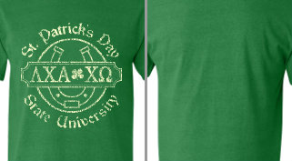 St Patrick's Day Mixer T-shirt Design Idea