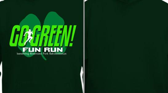 Go Green! Fun Run T-shirt