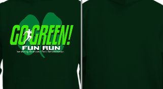 Go Green! Fun Run T-shirt