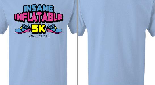 Insane Inflatable 5K T-Shirt