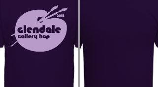 Glendale Gallery Hop T-Shirt