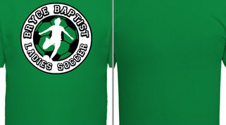 Bryce Baptist Ladies Soccer