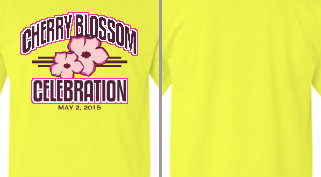 Cherry Blossom Celebration T-Shirt