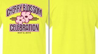 Cherry Blossom Celebration T-Shirt