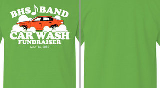 BHS Band Car Wash Fundraiser