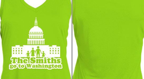 The Smiths go to Washington
