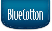 the bluecotton blog Logo