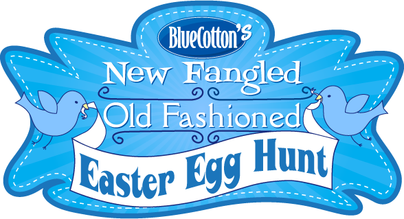 BlueCotton Easter Egg Hunt