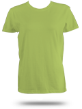 Custom Women's Short Sleeve : 2000L Gildan Ladies' Ultra Cotton Tee
