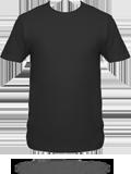 Custom American Apparel T-Shirts : 2001 Fine Jersey Tee