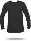 Custom Long Sleeve T-Shirts : 2007 American Apparel