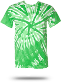 200TT Tie-Dyed Tone-on-Tone Short Sleeve Tee