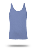 Custom Sleeveless T-Shirts: 3482 Bella + Canvas Unisex Jersey Tank