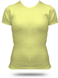 4305 American Apparel Girly Basic T-Shirt