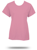 Custom Ladies' Athletic Apparel : Badger Sport BD4860 Ladies' B-Tech Tee