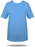 Custom Short Sleeve T-Shirts : 5250 Hanes Authentic Tagless Tee