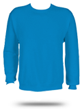 Custom Printed Sweatshirts : 562 Jerzees NuBlend� 50/50 Crewneck