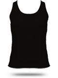 Custom Girly Tank Tops : 6308 American Apparel